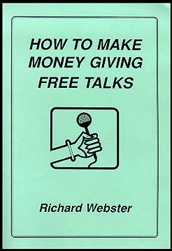 How To Make Money Giving Free Talks (Book)