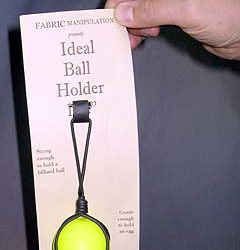 Ideal Ball Holder (Lynetta Welch)