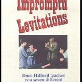 How To Perform Impromptu Levitations (Hilford) (DVD)