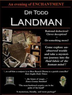 Cogito Ergo Sum II - Dr. Todd Landman