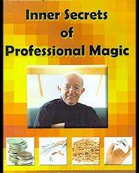 Inner Secrets Of Professional Magic (Daniels) (DVD)