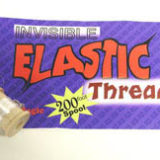 Invisible Elastic Thread