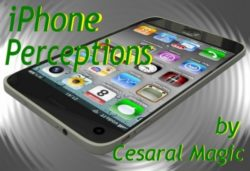 iPhone Perceptions by Cesar Alonso (Cesaral)