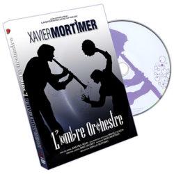 Xavier Mortimer by Jean-Luc Betrand - DVD