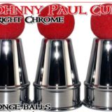 Johhny Paul Cups (Steel - Bright Chrome)