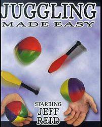Juggling Made Easy (Reid) (DVD)