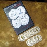Routines For Jumbo Coins (Voitko) SILVER Coins (DVD)