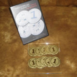 Routines For Jumbo Coins (Voitko) GOLD Coins (DVD)