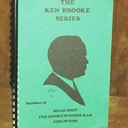 Ken Brooke Series, Beam Shoot, The Koornwinder Kar and Edelweiss