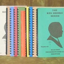 Ken Brooke Series Complete Set (10-Book Set)