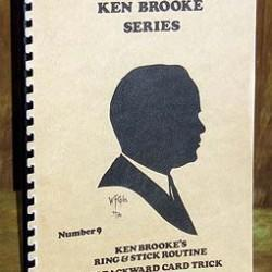 Ken Brooke Series, Ken Brooke's Ring And Stick Routine And The B