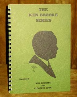 Ken Brooke Series, The Dancing And Floating Cork, Volume 5 (Book