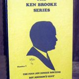 Ken Brooke Series, The Finn Jon Zombie Routine, Roy Johnson's Ce