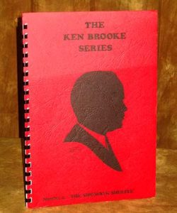 Ken Brooke Series, The Sidewalk Shuffle, Volume 4 (Book)