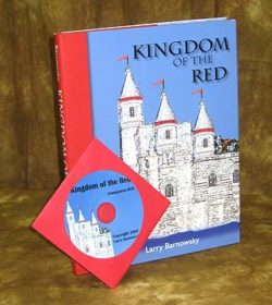 Kingdom of the Red - Larry Barnowsky (Book/DVD)