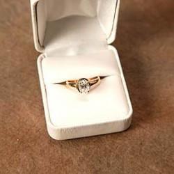 Ladies' Cubic Zirconia Himber Ring