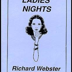 Ladies Night - Webster (Book)