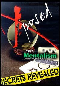 Learn Mentalism (Baker) (DVD)