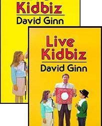 Live Kidbiz (Ginn) (Book & DVD)