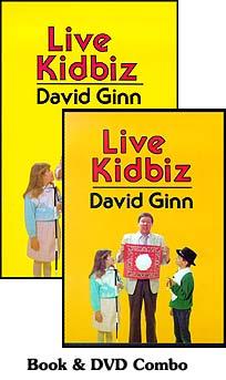 Live kidbiz ginn book dvd stevens magic emporium for Kidbiz