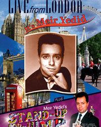 Live From London (Meir Yedid) - DVD