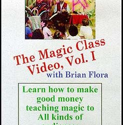 Magic Class Video, Volume 1 (Flora) (DVD)