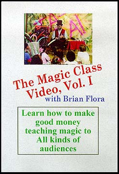 Magic Class Video, Volume 1 (Flora) (DVD)