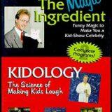Magic Ingredient & Kidology (Smith) (2 Volumes On 1 DVD)