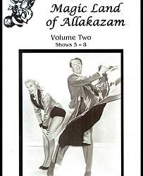Magic Land Of Allakazam, Volume 2 (Wilson) (DVD) 1