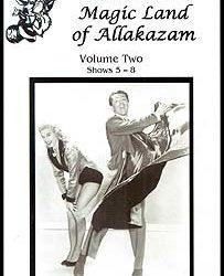Magic Land Of Allakazam, Volume 2 (Wilson) (DVD)
