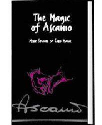 Magic Of Ascanio, Volume 3 – More Studies Of Card Magic (Book)