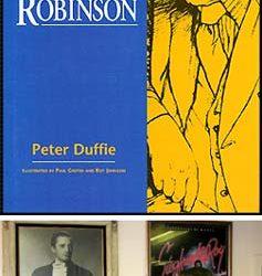 Magic Of Fred Robinson (Book)