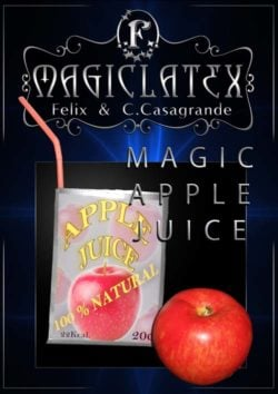 Magic Apple Juice - Magic Latex