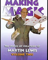 Making Magic, Volume 2 (Lewis) (DVD)