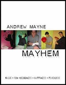 Mayhem (Book)