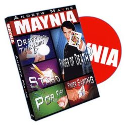 Maynia (Mayne) (DVD)