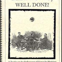 Mediums – Well Done! (Book)