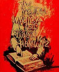 Mental Magic Of Basil Horwitz, Volume 2 (Book)
