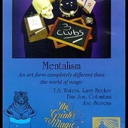 Mentalism - Teach-In Series (DVD) Greater Magic Video