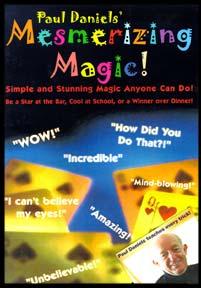 Mesmerizing Magic!  (Daniels) (DVD)