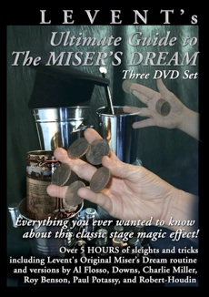 Ultimate Guide To The Miser's Dream (Levent) - DVD