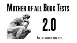 MOABT 2.0 - Mother of All Book Tests 2.0