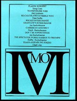 Modus Operandi (Book)