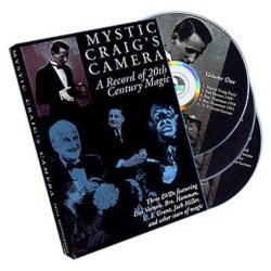 Mystic Craig's Camera (McIlhany) (3-DVD Set)