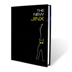 The New Jinx by Bill Madsen - Book