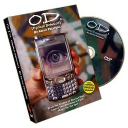 O.D. (Optical Delusion) (Paterson) (DVD)