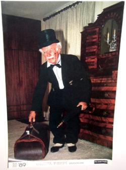 Onkel Peppi - Poster (Magic Hands)