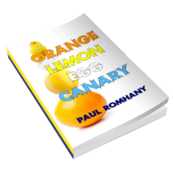 Orange, Lemon, Egg & Canary (Pro Series 9) by Paul Romhany - Boo