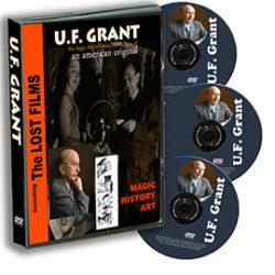 U.F. Grant 3 Box DVD Set