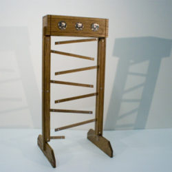 Coin Ladder, Oak - Frontier (shipping not included in price)